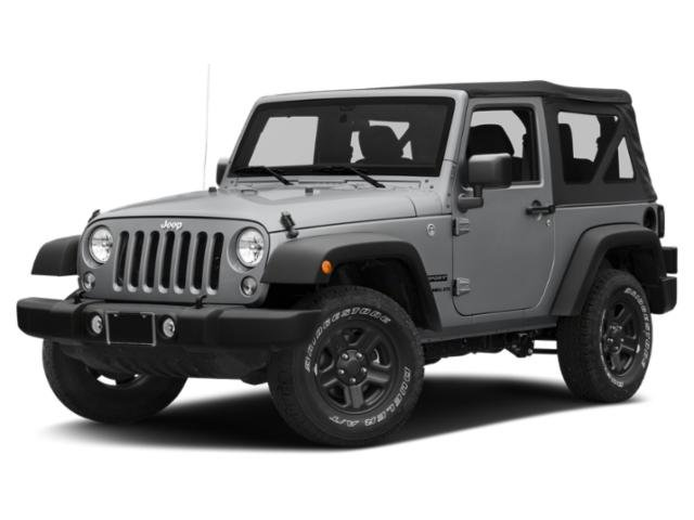 Pre-Owned 2017 Jeep Wrangler Freedom