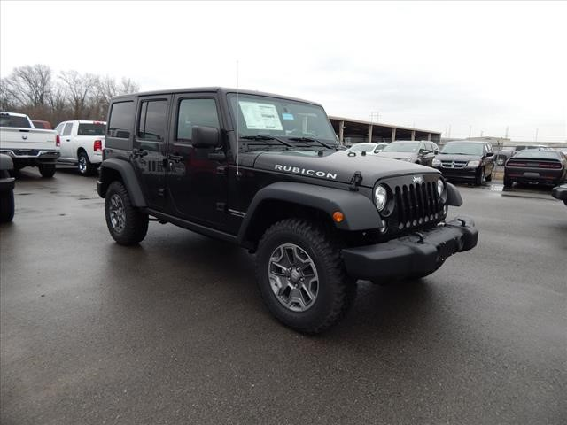 New 2018 JEEP Wrangler Unlimited Rubicon Sport Utility in ...