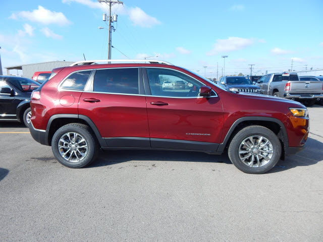 New 2020 JEEP Cherokee ALT 4X4