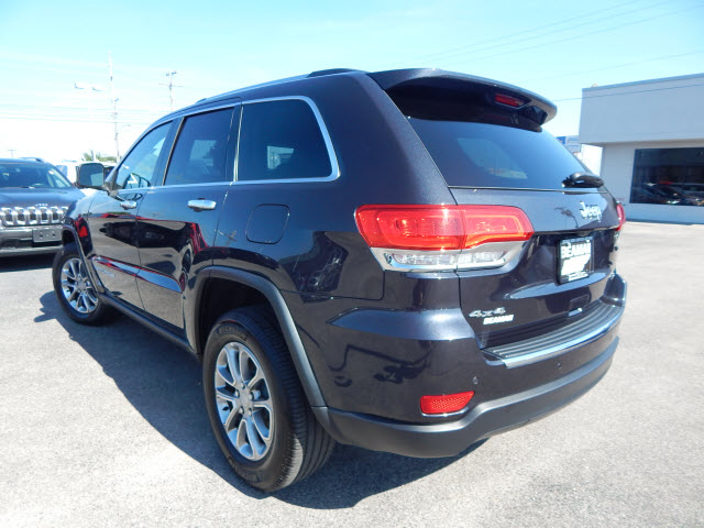 Pre-Owned 2016 Jeep Grand Cherokee LTD 4WD