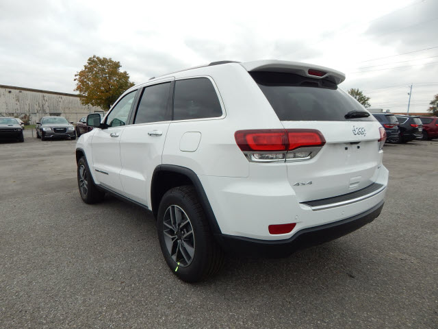 New 2020 JEEP Grand Cherokee LTD 4WD