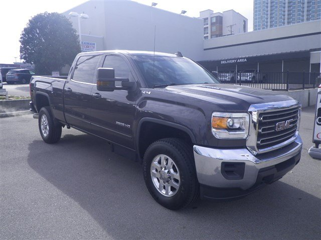 Pre-Owned 2015 GMC Sierra 2500HD available WiFi SLE