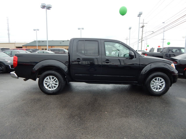 Pre-Owned 2018 Nissan Frontier