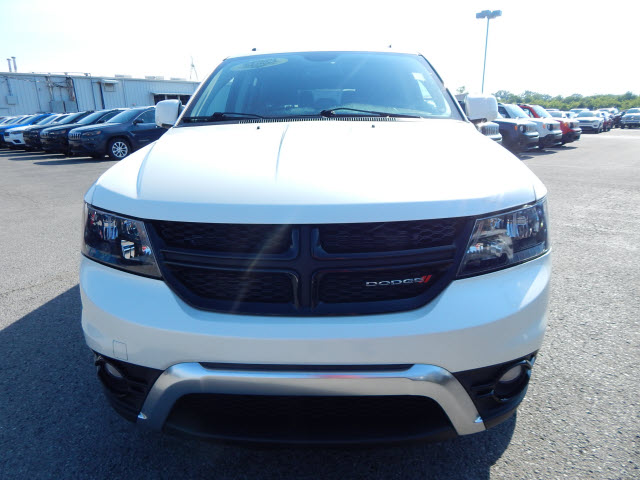 Pre-Owned 2016 Dodge Journey CRSSRD FWD