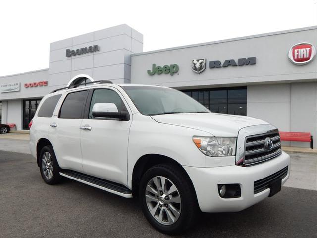 Pre-Owned 2013 Toyota Sequoia 4WD LTD FF