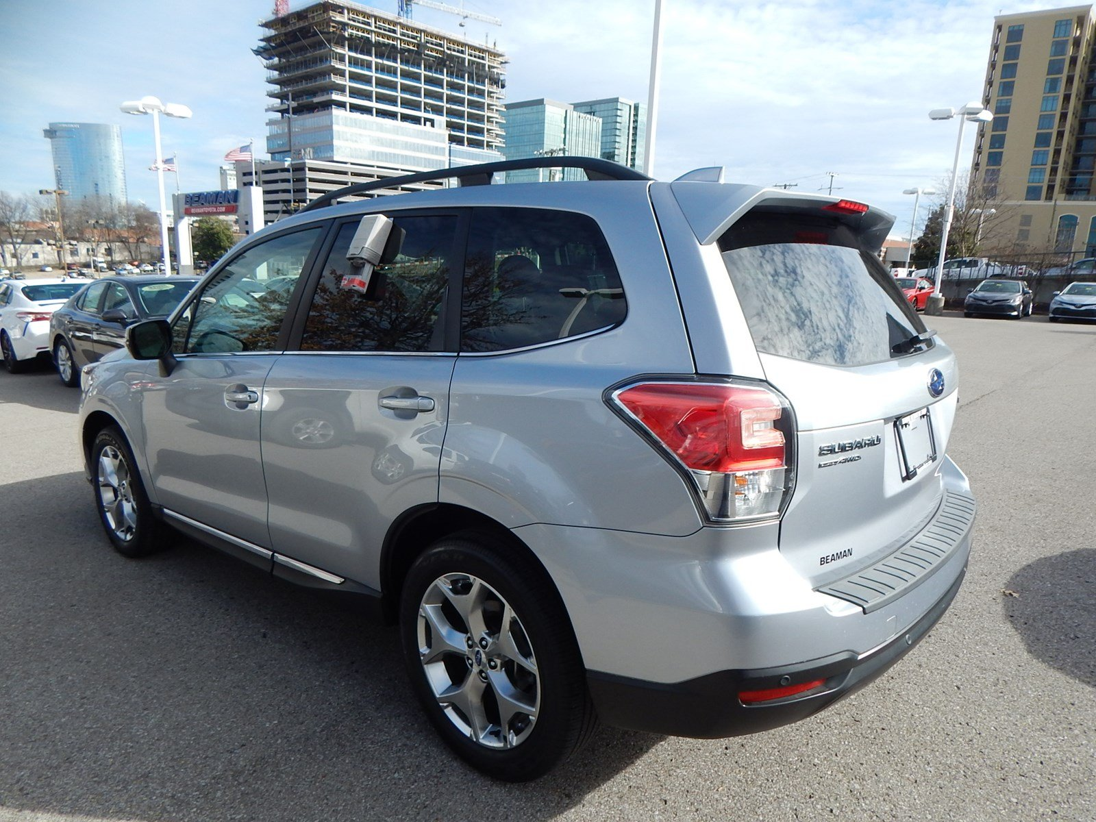 Pre-Owned 2017 Subaru Forester Touring