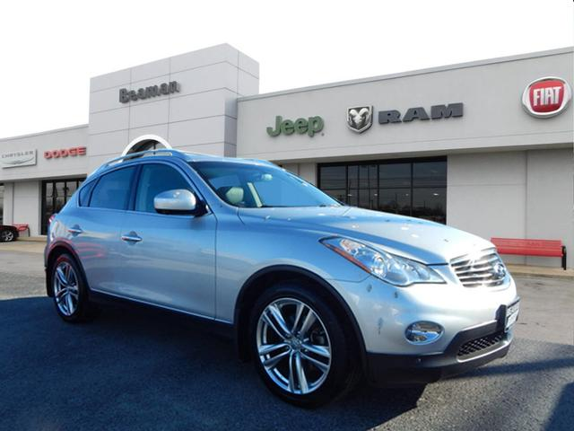 Pre-Owned 2011 INFINITI EX35 AWD
