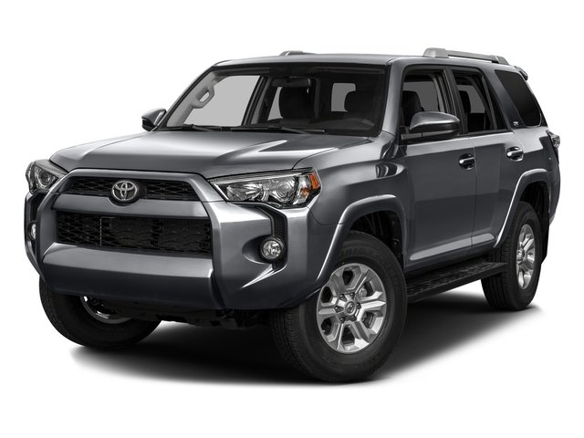 Pre-Owned 2016 Toyota 4Runner 4WD LTD