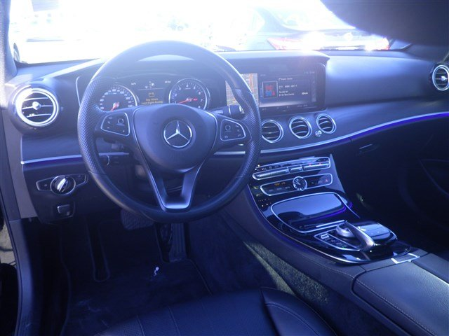 Pre-Owned 2017 Mercedes-Benz E-Class LUXURY