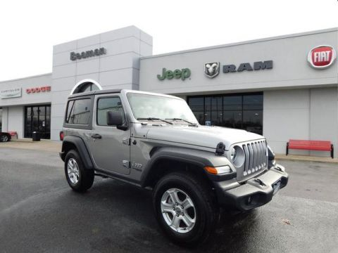 Pre-Owned 2019 Jeep Wrangler SPORT 4WD