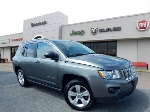 Pre-Owned 2012 Jeep Compass FWD LAT