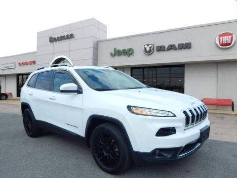 Pre-Owned 2016 Jeep Cherokee ALT 4X4