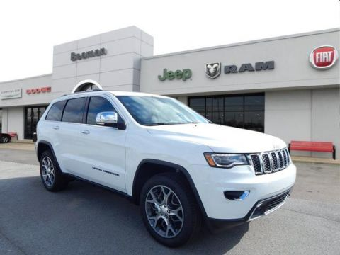 New 2020 JEEP Grand Cherokee LTD 2WD