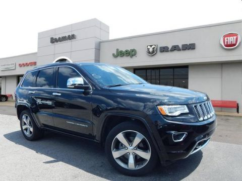 Pre-Owned 2016 Jeep Grand Cherokee ALT 4WD