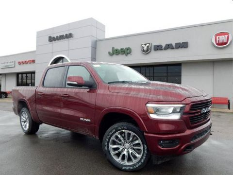 New 2019 RAM All-New 1500 LARAMIE 4W