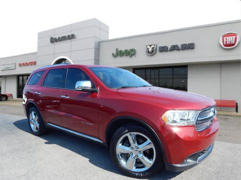 Pre-Owned 2011 Dodge Durango CITADL AWD