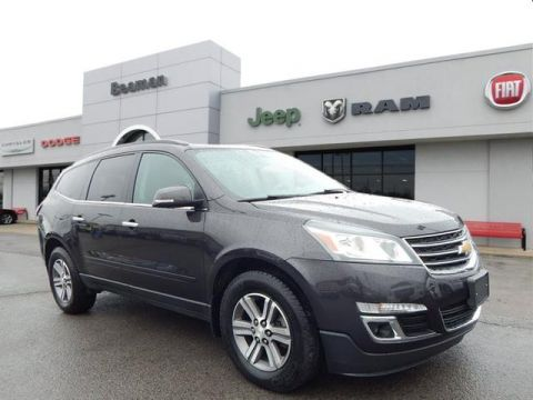 Pre-Owned 2016 Chevrolet Traverse 2LT AWD