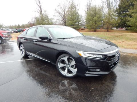 Pre-Owned 2019 Honda Accord Touring