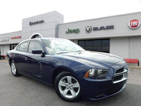 Pre-Owned 2014 Dodge Charger SE RWD