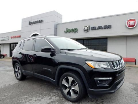 Pre-Owned 2017 Jeep Compass SPORT FWD