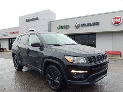 New 2020 JEEP Compass LAT 4X4