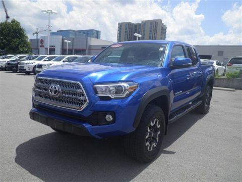 Pre-Owned 2016 Toyota Tacoma 4WD TRD OF