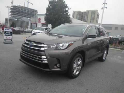 Pre-Owned 2019 Toyota Highlander HYBRID LTD