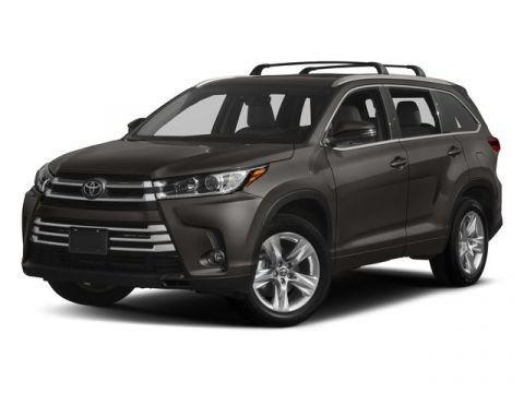 Pre-Owned 2018 Toyota Highlander LTD PLT 4W