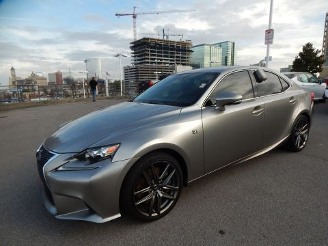 Pre-Owned 2016 Lexus IS 350 F SPORT